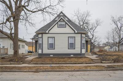 Indianapolis Single Family Home For Sale: 339 North Walcott Street
