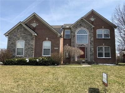 Hendricks County Single Family Home For Sale: 2245 Mossy Creek