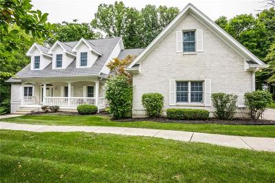 Fishers Single Family Home For Sale: 7459 River Highlands Drive