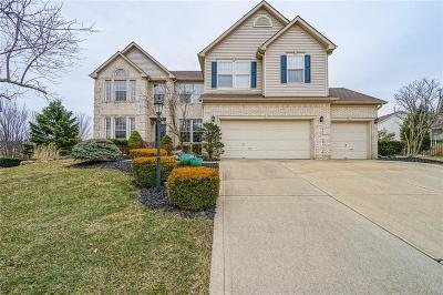 Fishers Single Family Home For Sale: 11179 Timberview Drive
