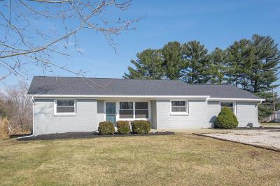 Bloomington Single Family Home For Sale: 1555 East Moffett Lane