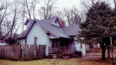 Morgan County Single Family Home For Sale: 400 North Sycamore Street
