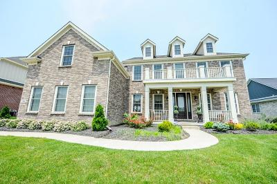 Fishers Single Family Home For Sale: 14404 Gainesway Circle