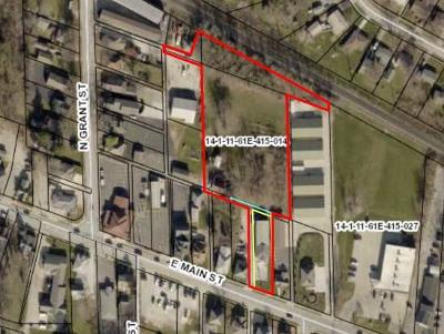 Brownsburg Commercial For Sale: 428 East Main Street