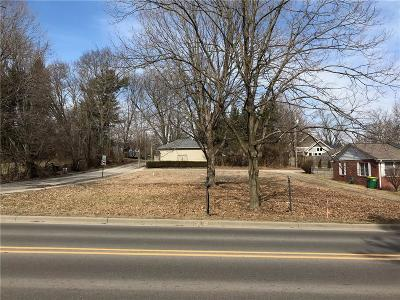 Zionsville Residential Lots & Land For Sale: 65 South 6th Street
