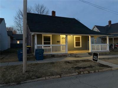 Hamilton County Single Family Home For Sale: 301 East 8th Street