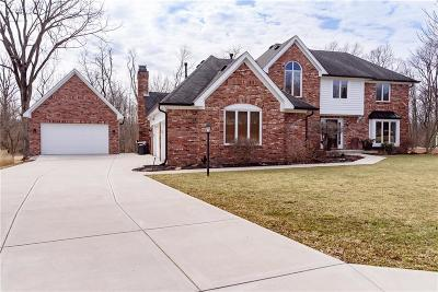 Indianapolis Single Family Home For Sale: 11649 Admirals Lane