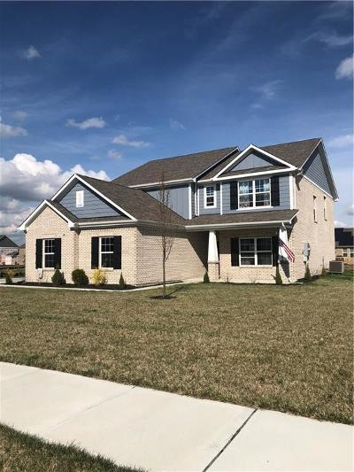 Bargersville Single Family Home For Sale: 5229 North Alyshia Parkway