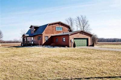 Johnson County Single Family Home For Sale: 7141 East County Road 100 S