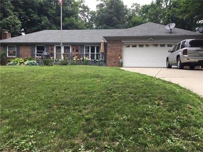 Plainfield Single Family Home For Sale: 7906 Black Oak Drive