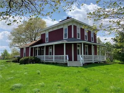 Hamilton County Farm For Sale: 11915 East 156th Street