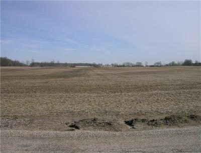 Madison County Residential Lots & Land For Sale: 10462 North 100 E