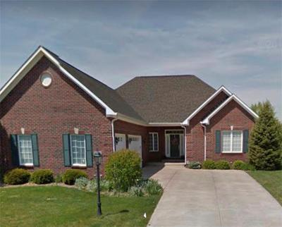 Fishers Single Family Home For Sale: 11514 Loch Raven Court