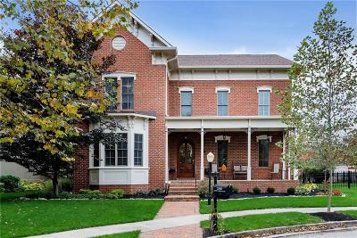 Carmel Single Family Home For Sale: 12908 Queens Troop Close
