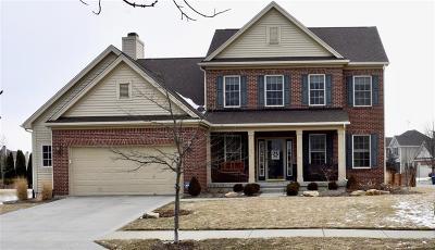Fishers Single Family Home For Sale: 12475 Goodloe Drive
