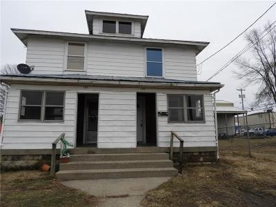 Henry County Multi Family Home For Sale: 128 North 16th Street
