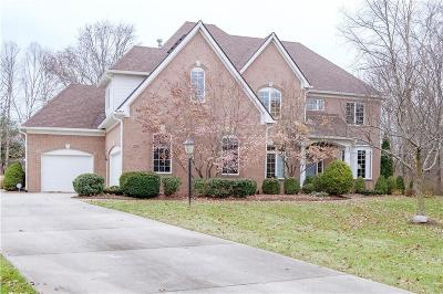 Fishers Single Family Home For Sale: 10402 Tremont Drive