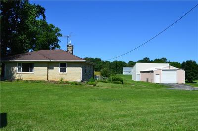 Cloverdale Single Family Home For Sale: 602 South Main Street