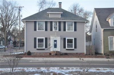 Franklin Single Family Home For Sale: 462 East Jefferson Street