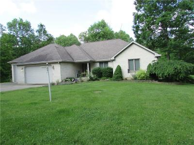 Morgan County Single Family Home For Sale: 2437 West Wavelyn Circle N