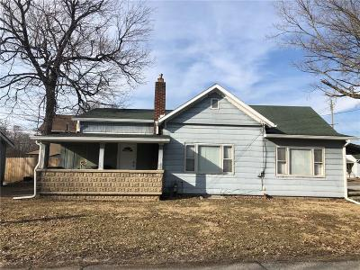 Henry County Single Family Home For Sale: 402 North Franklin Street