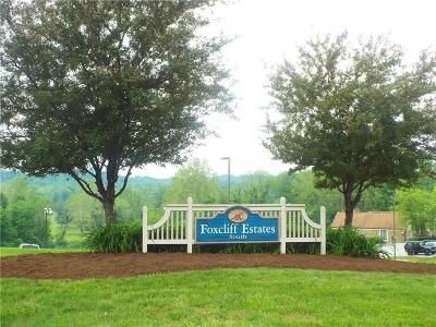 Martinsville Residential Lots & Land For Sale: 2856 North Country Club Road