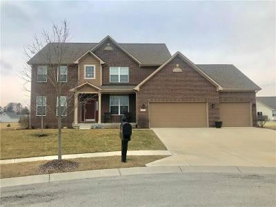 Noblesville Single Family Home For Sale: 16787 Silver End Circle