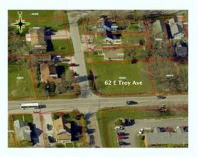 Indianapolis Residential Lots & Land For Sale: 62 East Troy Avenue