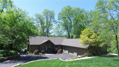 Marion County Single Family Home For Sale: 4416 Lakeridge Drive