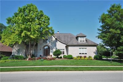 Noblesville Single Family Home For Sale: 1058 Pebble Brook Drive