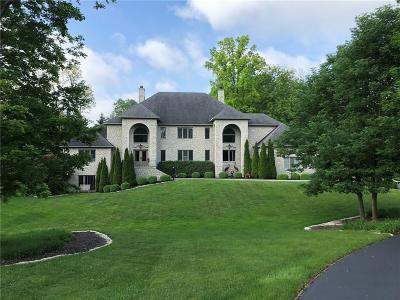 Fishers Single Family Home For Sale: 410 Breakwater Drive