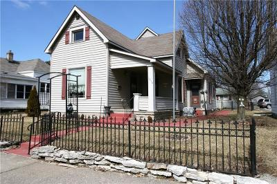 Madison County Single Family Home For Sale: 1010 West 3rd Street
