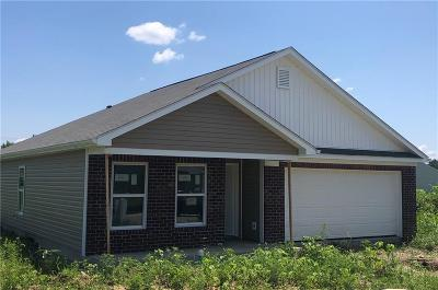 Delaware County Single Family Home For Sale: 4408 North Emerald Pointe Way