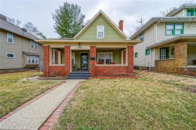 Indianapolis Single Family Home For Sale: 3852 North Park Avenue