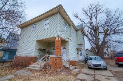Madison County Multi Family Home For Sale: 204 West 9th Street