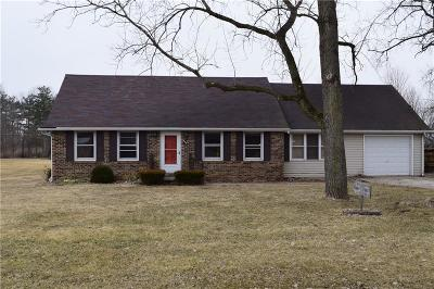 Delaware County Single Family Home For Sale: 3501 South Post Road