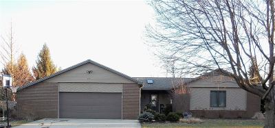 Columbus Single Family Home For Sale: 2311 Holly Way