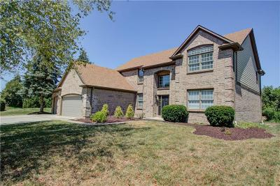 Fishers Single Family Home For Sale: 10704 Windermere Boulevard