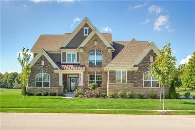 Noblesville Single Family Home For Sale: 18535 Fairway Drive