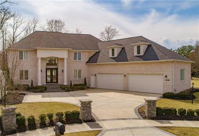 Hancock County Single Family Home For Sale: 9546 North Spice Bush Court