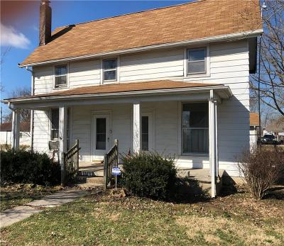 Columbus Single Family Home For Sale: 62 South Beatty Street