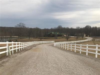 Owen County Single Family Home For Sale: 7642 South Us Highway 231