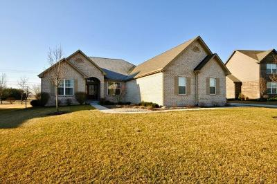 Johnson County Single Family Home For Sale: 3777 Woodvine Drive
