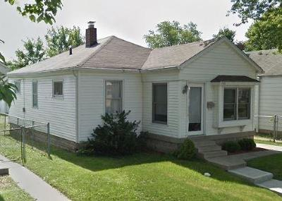 Indianapolis Single Family Home For Sale: 1341 North Grant Avenue
