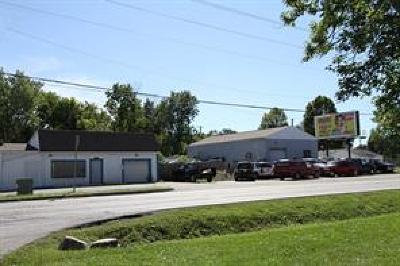 Indianapolis Commercial For Sale: 2297 East Troy Avenue