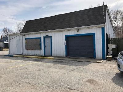 Indianapolis Commercial For Sale: 2201 East Troy Avenue