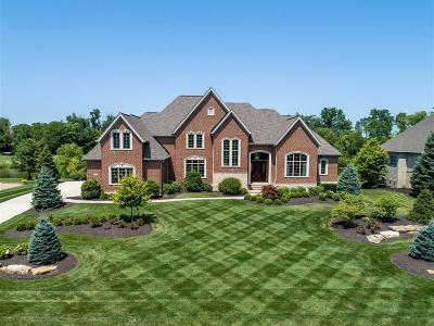 Fishers Single Family Home For Sale: 12072 Hawthorn Ridge