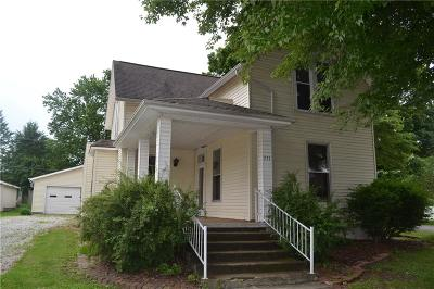 Montgomery County Single Family Home For Sale: 211 West Adams Street