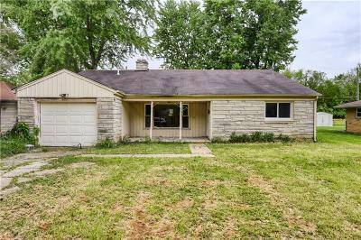 Madison County Single Family Home For Sale: 1713 Costello Drive