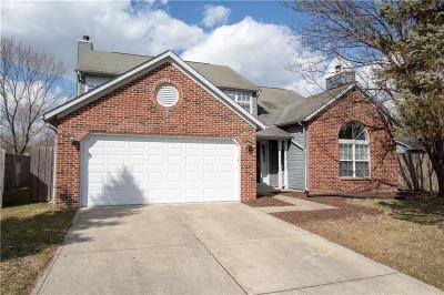 Indianapolis Single Family Home For Sale: 11050 Baycreek Drive